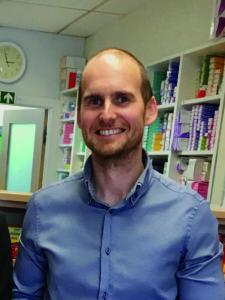 Mark Feeney Bannerman's Pharmacy, NHS Greater Glasgow & Clyde