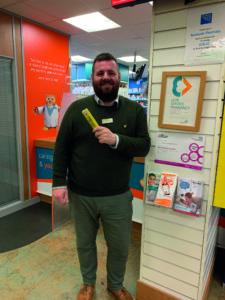 Mark Grehan Rowlands Pharmacy, Springburn Way, Glasgow