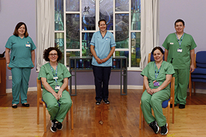 The Surgical and Anaesthetic Clinical Pharmacy Team NHS Lanarkshire