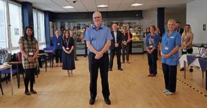 Dr Andrew Radley and Team, HCV NHS Tayside