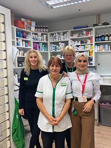 The Superdrug Pharmacy Team Glenrothes