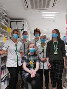 The Superdrug Pharmacy Team Largs