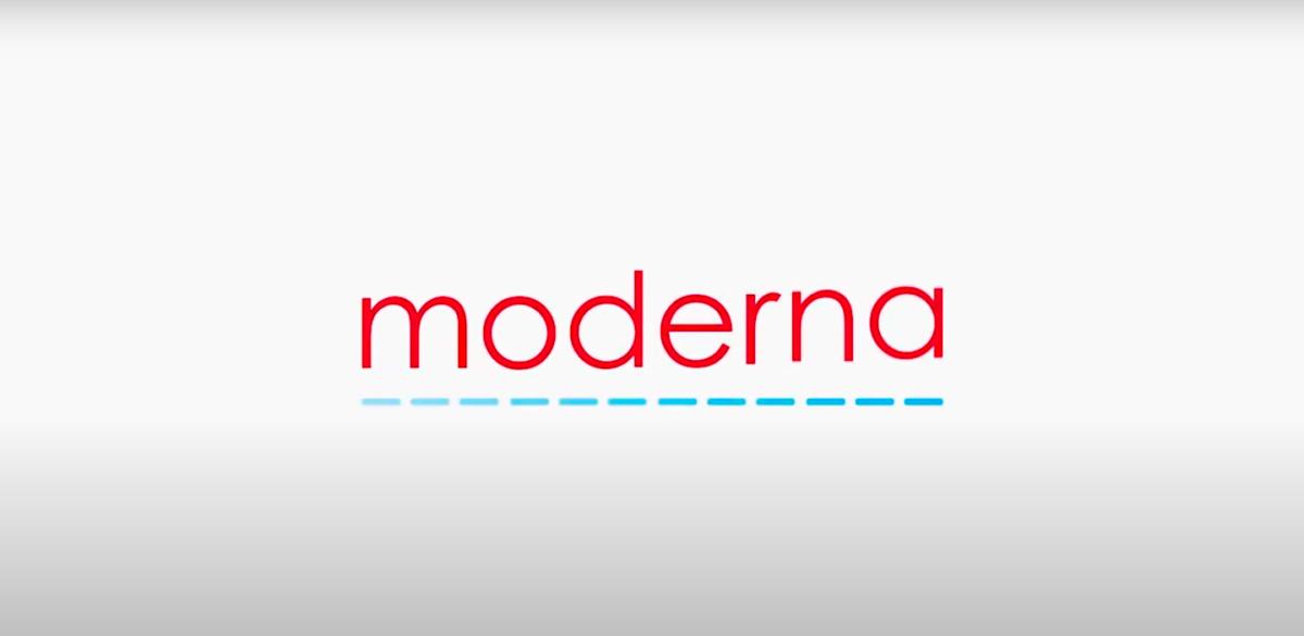 Moderna Video Freeze