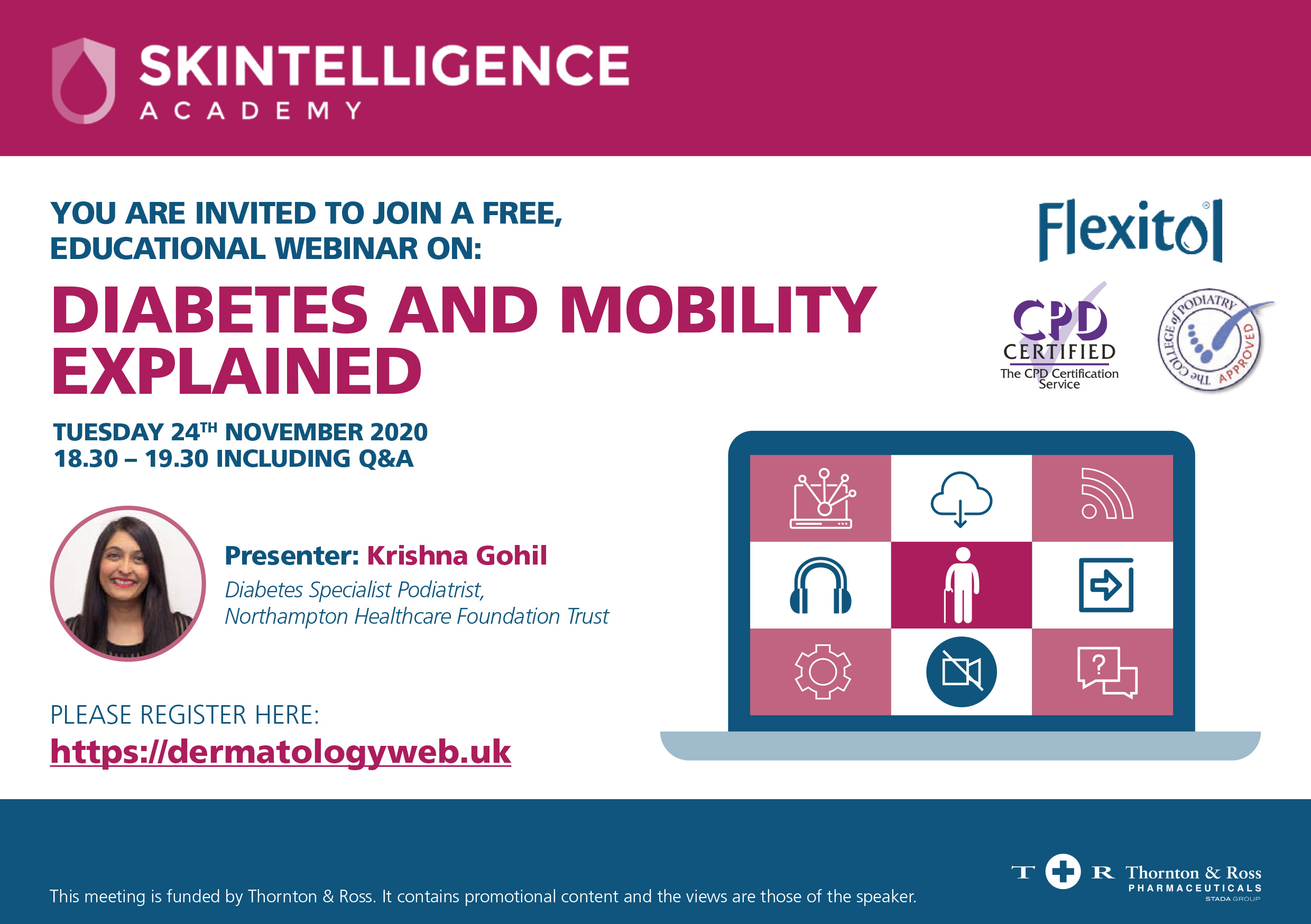 01444-01 Diabetes & Mobility Explained Webinar 24Nov v2.indd