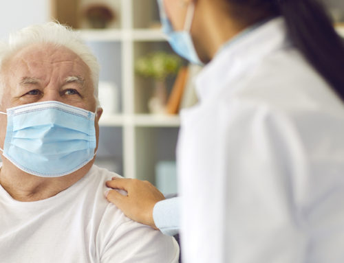 First Vaccinations in Care Homes